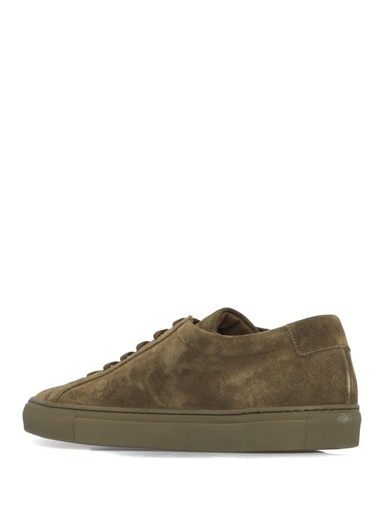 Common Projects Sneakers Haki